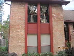 Window Siding in Houston